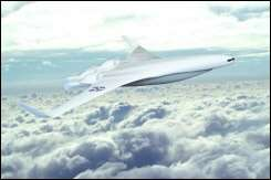 The silent aircraft