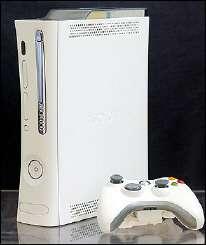 An Xbox 360