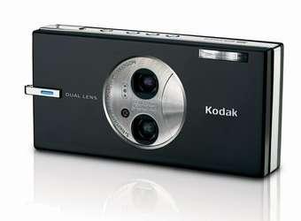Kodak Unveils World's First Dual-Lens Digital Camera