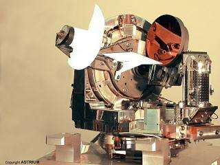 Another world first for Artemis: A laser link with an aircraft