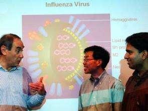 Anti-microbial 'paint' kills flu, bacteria
