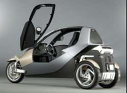 The CLEVER Car (courtesy of BMW)