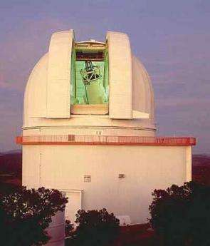 Harlan J. Smith Telescope
