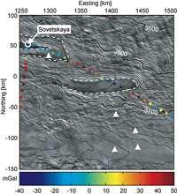 Two new lakes found beneath Antarctic ice sheet 2