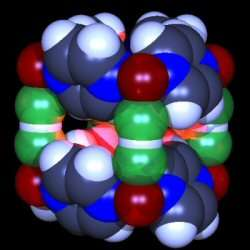 Novel magnets made from the strongest known hydrogen bond