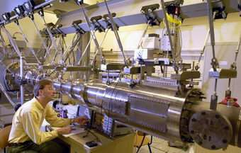 New wind tunnel operates quietly at Mach 6