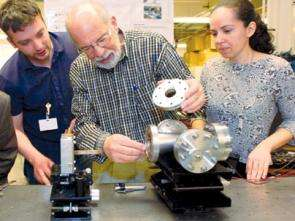 Team revamps energy system for fuel-efficiency