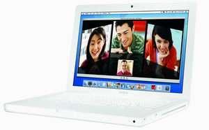 Apple Updates MacBook With Intel Core 2 Duo Processors, 1GB Memory
