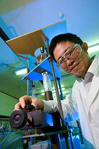 New technology to reduce large-scale emissions