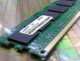 Samsung Develops New, Highly Efficient Stacking Process for DRAM