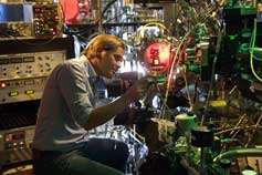 How Cagey Electrons Keep Hydrated