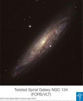 A galaxy for science and research