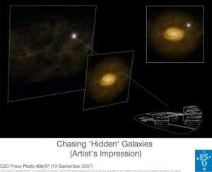 Chasing 'Hidden' Galaxies