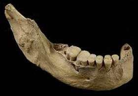 China's earliest modern human