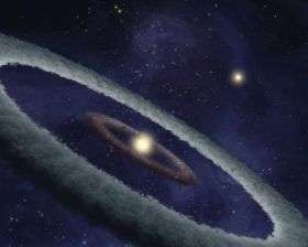 Earth-like Planet Likely Forming