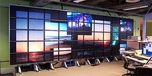 Engineers construct 220 million pixels computer display