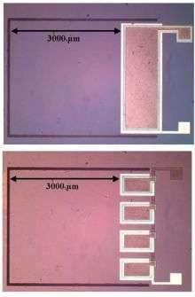 IMEC reports 40 microwatt from micromachined piezoelectric energy harvester