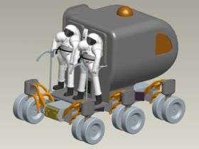 Lunar Outpost Plans Taking Shape