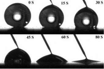 Nanotube Wetting
