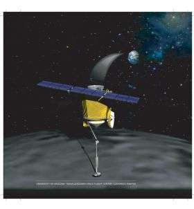 OSIRIS spacecraft