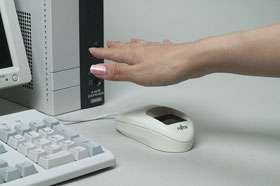 PalmSecure PC Login Kit (mouse model)