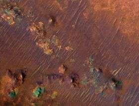 NASA Orbiter Provides Color Views of Mars Landing Site Candidates