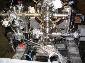 Positronium Molecules Seen in Lab