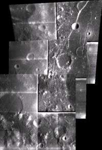 SMART-1 diagnoses wrinkles and excess weight on the Moon
