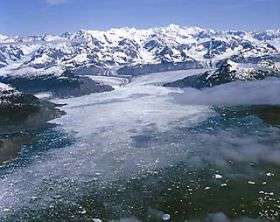 Study: Glaciers And Ice Caps To Dominate Sea-Level Rise Through 21st Century