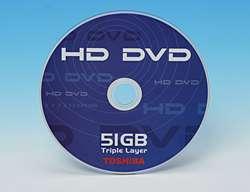 Toshiba Announces 51GB Triple-Layer HD DVD-ROM Disc