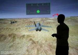 World's Highest Resolution Virtual Reality Room