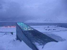 Arctic seed vault opens doors for 100 million seeds