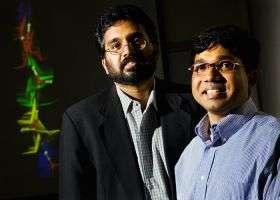 Simulations help explain fast water transport in nanotubes