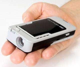 3M MPro110 Mini Projector