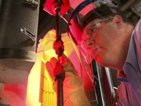 Scientists develop high-performance steel for possible use in ITER fusion project