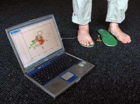 Balance problems? Step into the iShoe