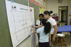 Changing school environment curbs weight gain in children