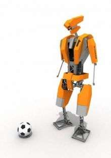 Dutch RoboCup Player