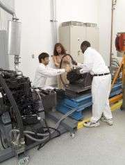 Hydraulic Pump Efficiency