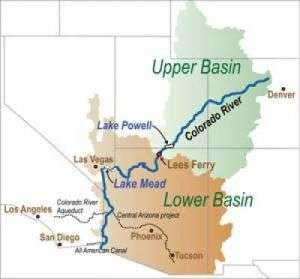 Lake Mead could be dry by 2021