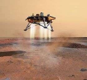 Mars Express one of three orbiters preparing for Phoenix landing