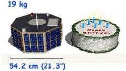 Micro-spacecraft