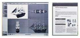 NEC LCD Technologies Develops E-paper Enabling Large Screen Displays with Multitiling