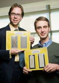 New polymer coatings prevent corrosion, even when scratched