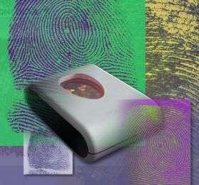 NIST shows on-card fingerprint match is secure, speedy