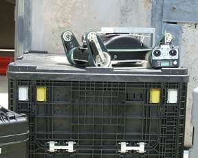 'Nitty-Gritty' but Vital Data Helps Field Rescue Robots