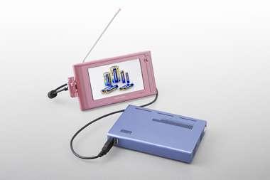 Panasonic Fuel Cell Prototype