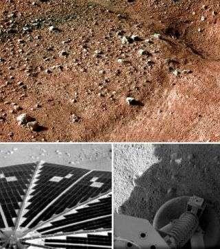 Phoenix probe lands on Mars