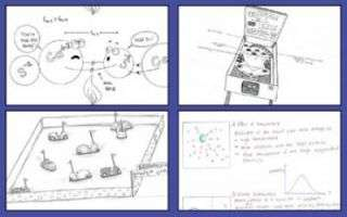 Picture this: Explaining science through drawings