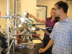 Research points to methods for recovering petroleum